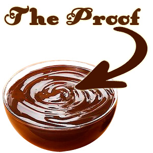 Image result for the proof is in the pudding