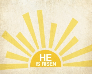 he-is-risen-printable