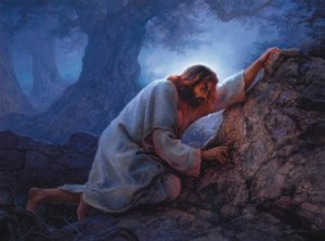 Christ-in-garden-of-gethsemane