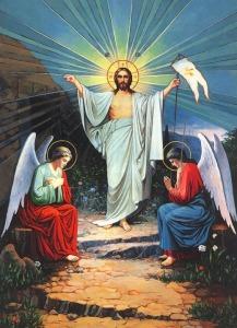 Resurrection Jesus Religion Icon Orthodox